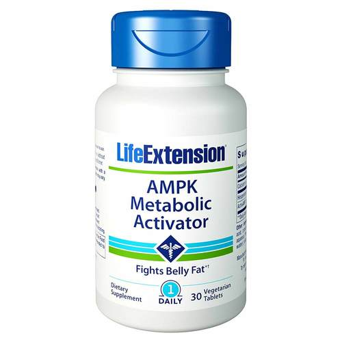 AMPK METABOLIC ACTIVATOR LIFE EXTENSION 30CAPS