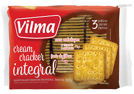 BISC CREAM CRACKER INTEGRAL VILMA 400G