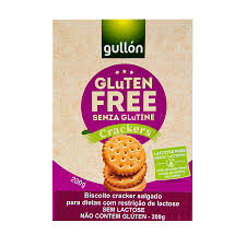 BISC.GULLON CRACKERS 200G