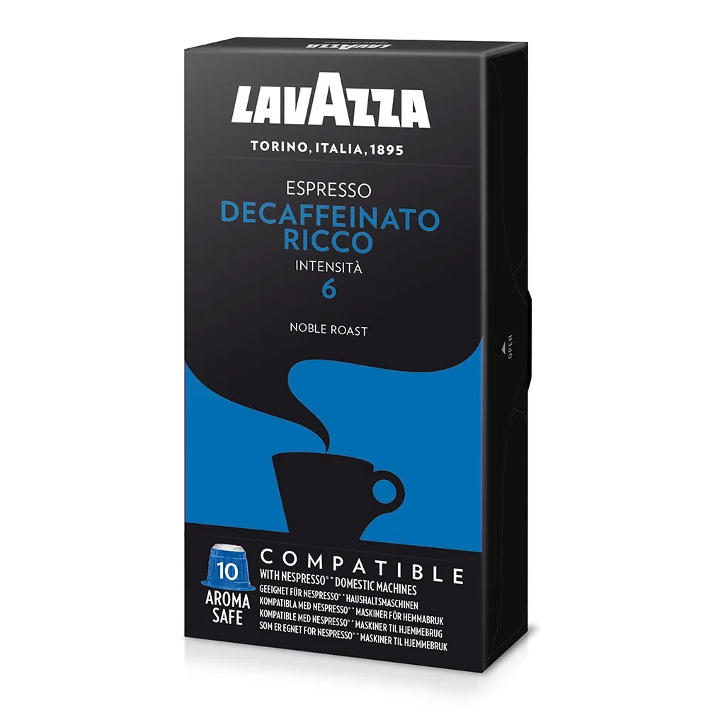 CAFE ITA DESCAFEINADO  LAVAZZA 250G