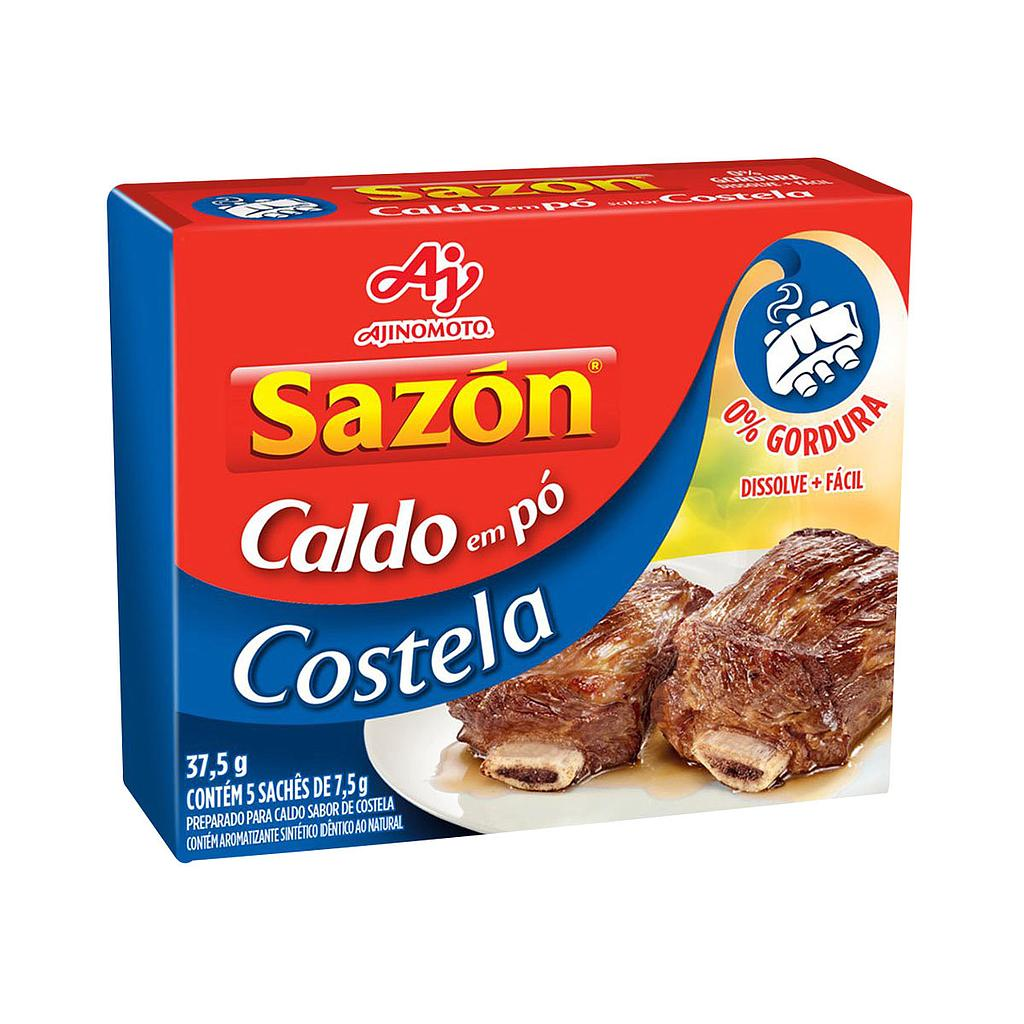 CALDO SAZON COSTELA 37,5G